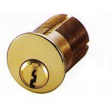 1500 Series Solid Brass Mortise Cylinders